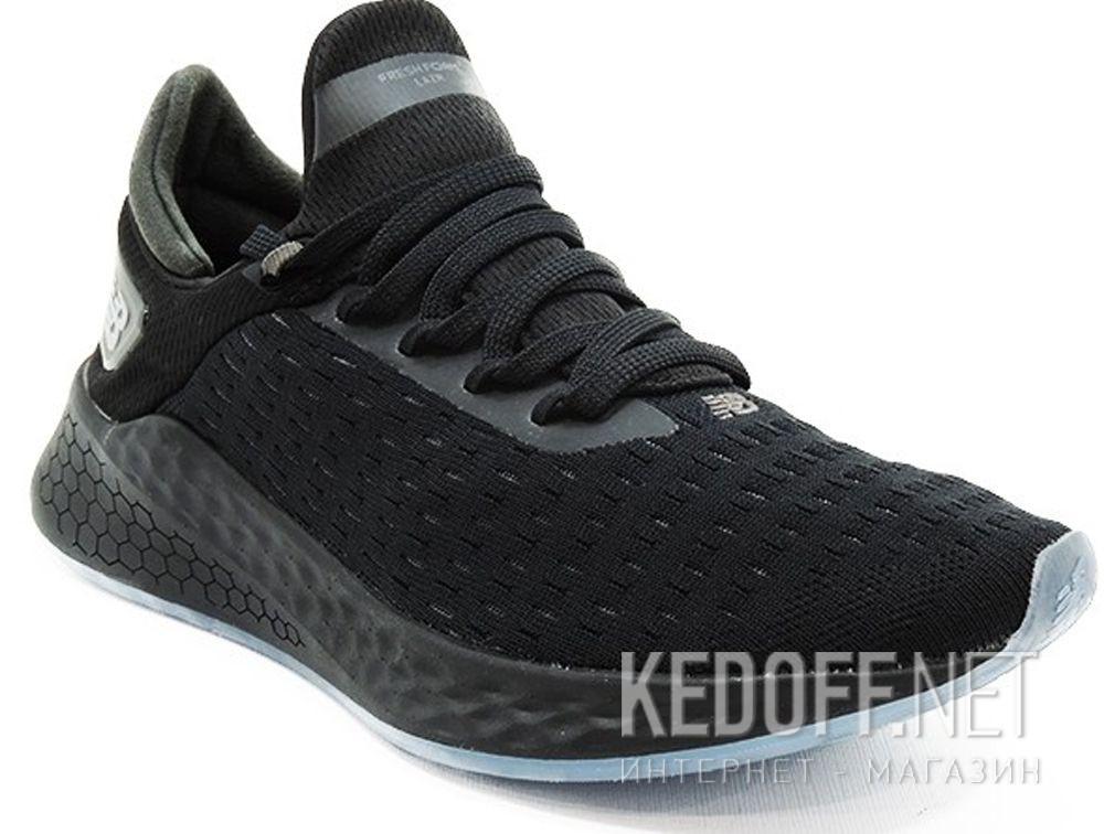 e5c5d67d7244a Mens running shoes New Balance Fresh Foam Lazr HypoKnit MLZHKLP2 Black