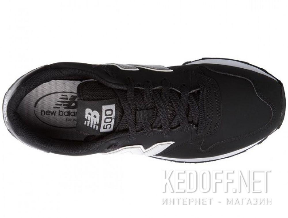 Мужские кроссовки New Balance GM500BKG купить Киев