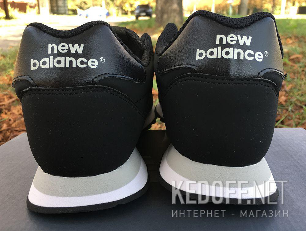 Цены на Мужские кроссовки New Balance GM500BKG