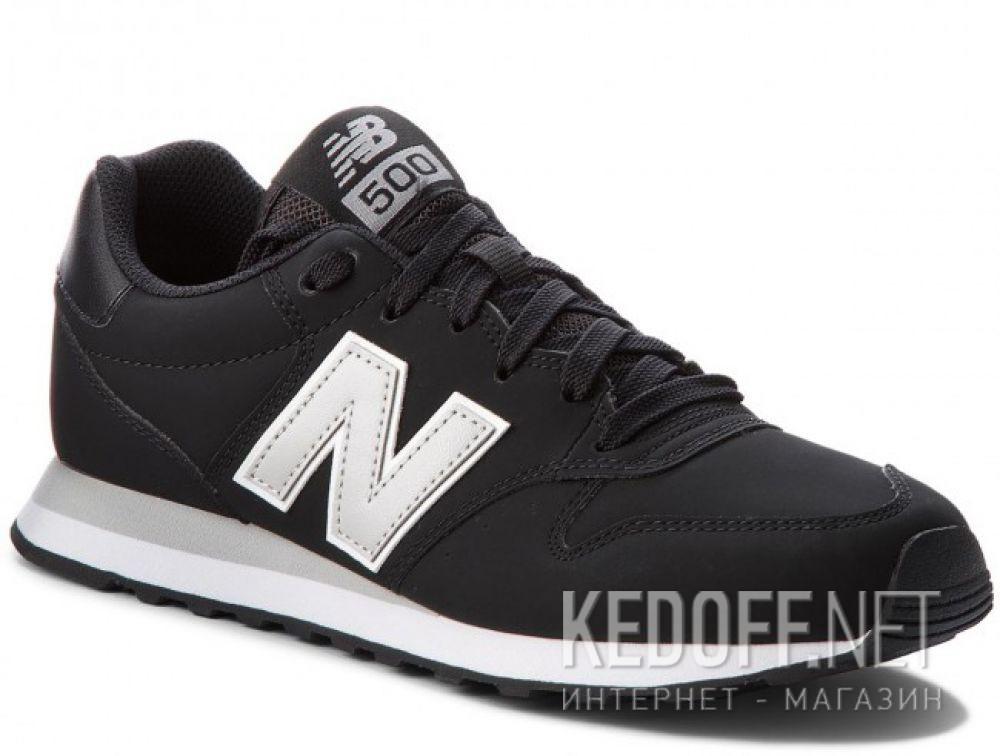 Купить Мужские кроссовки New Balance GM500BKG