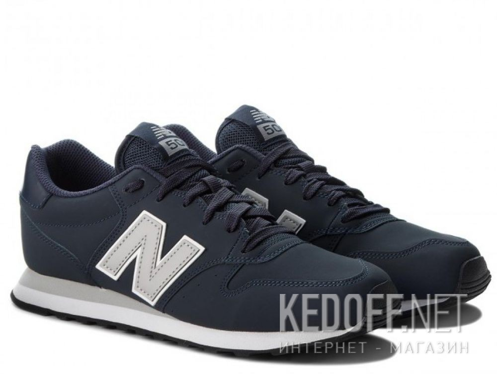 Мужские кроссовки New Balance GM500BLG купить Украина