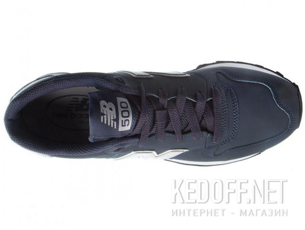 Мужские кроссовки New Balance GM500BLG купить Киев