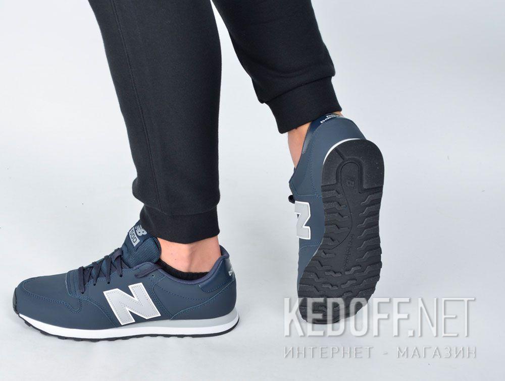 Мужские кроссовки New Balance GM500BLG описание