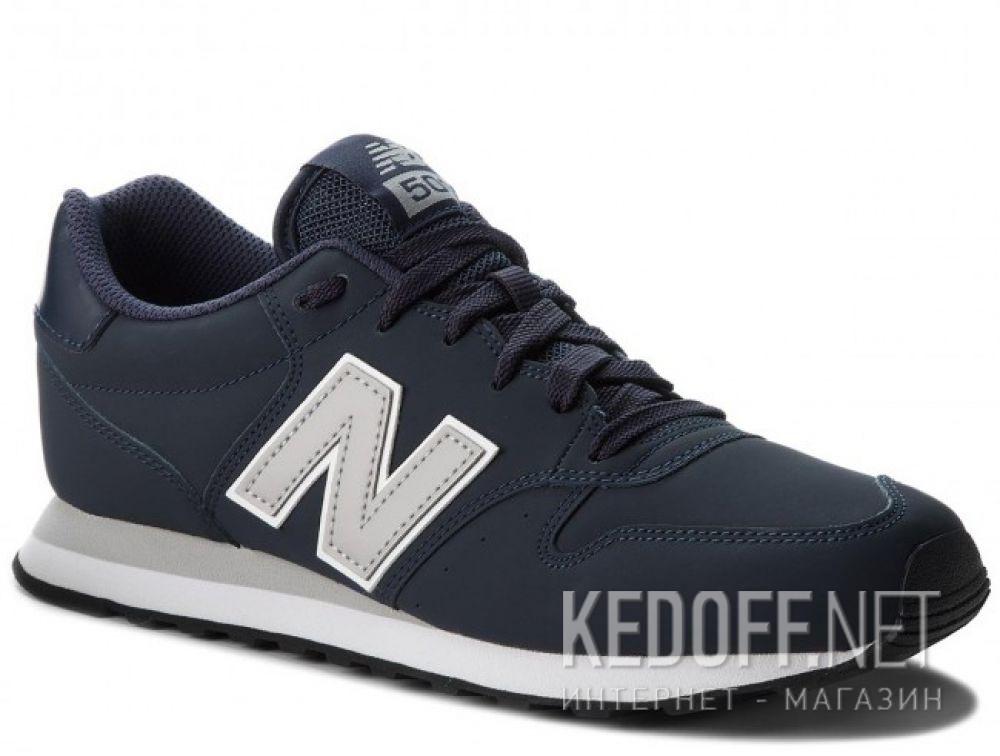 Купить Мужские кроссовки New Balance GM500BLG