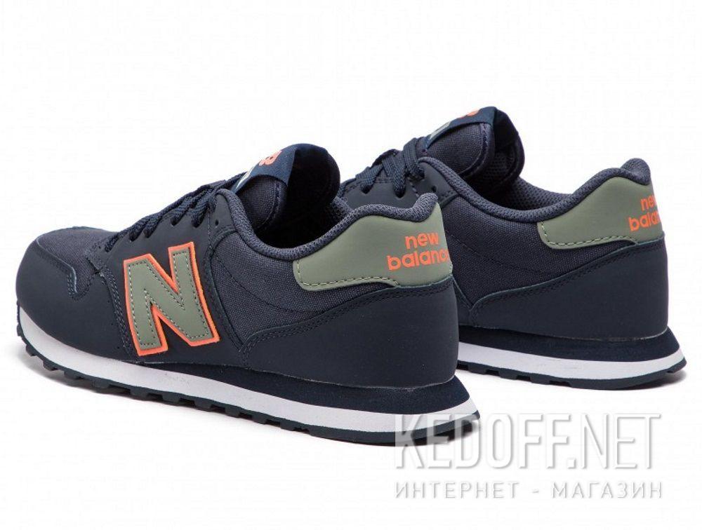 Мужские кроссовки New Balance GM500COM купить Украина