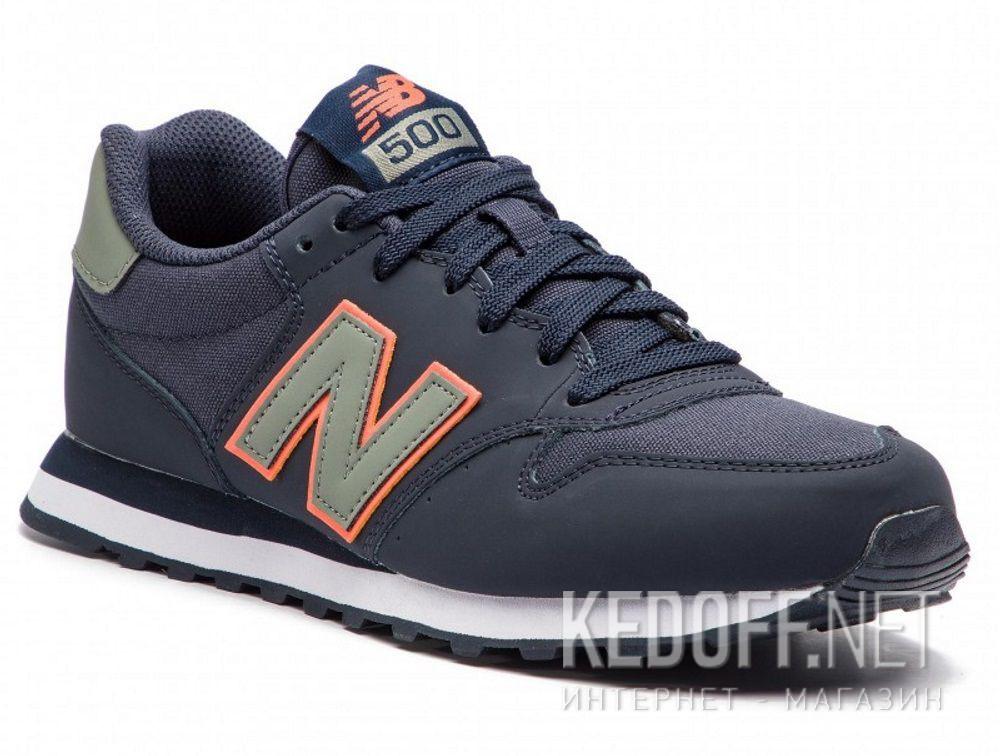 Купить Мужские кроссовки New Balance GM500COM