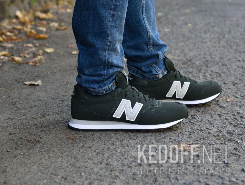 Чоловічі кросівки New Balance GM500GRG доставка по Украине