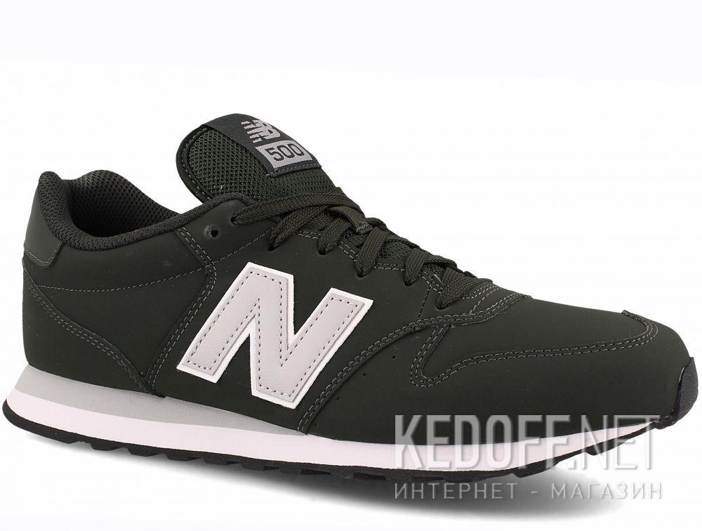 Купить Мужские кроссовки New Balance GM500GRG