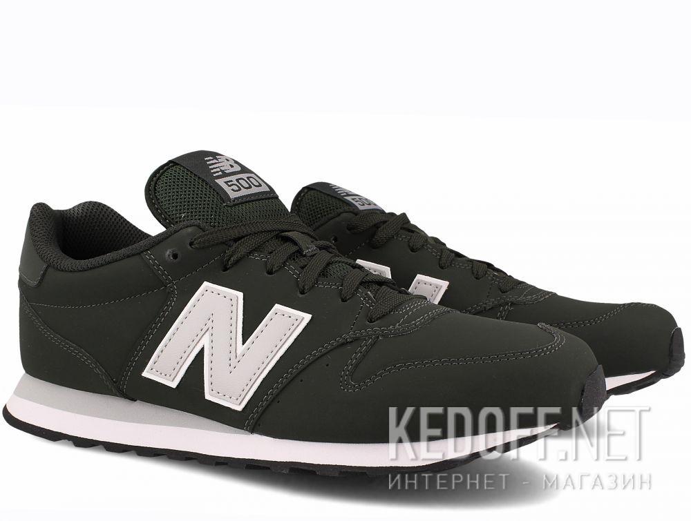 Мужские кроссовки New Balance GM500GRG купить Украина