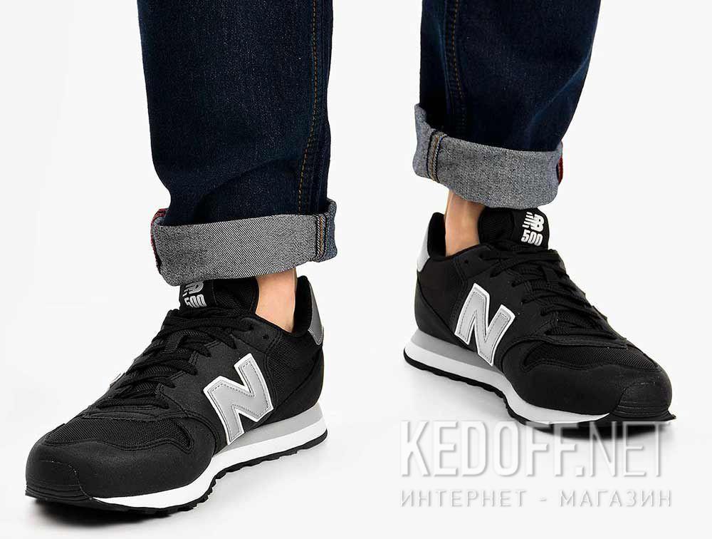 Мужские кроссовки New Balance GM500KSW описание