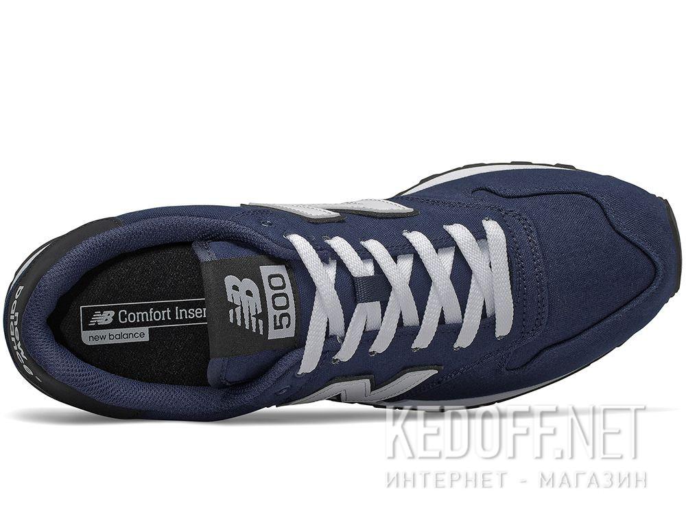 Оригинальные Мужские кроссовки New Balance GM500TSE