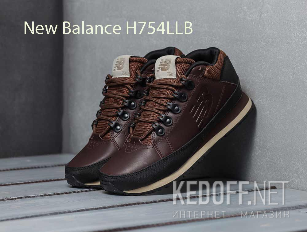Мужские кроссовки New Balance H754LLB доставка по Украине