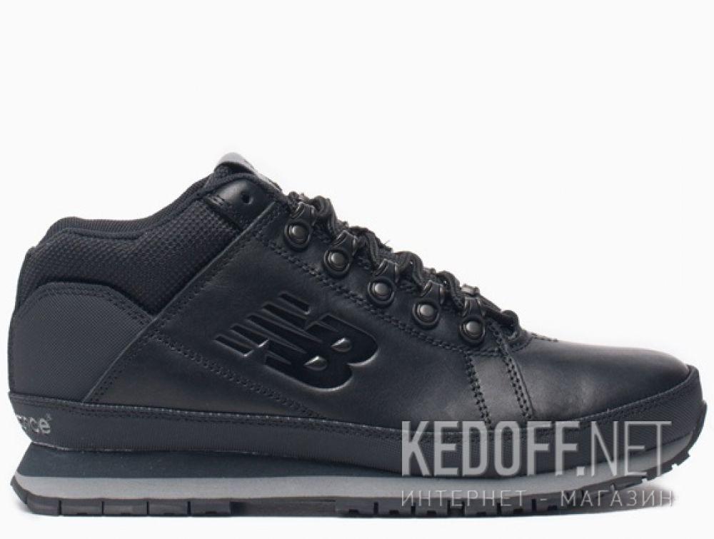 Мужские кроссовки New Balance H754LLK Чёрные купить Украина