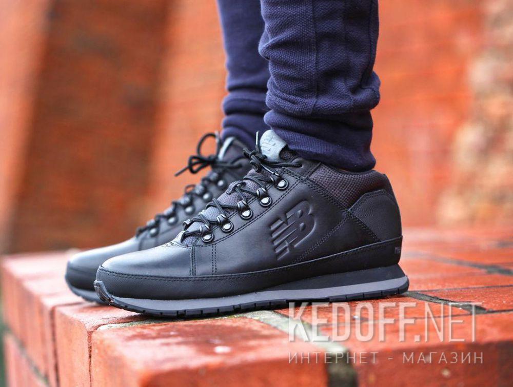 Мужские кроссовки New Balance H754LLK Чёрные описание