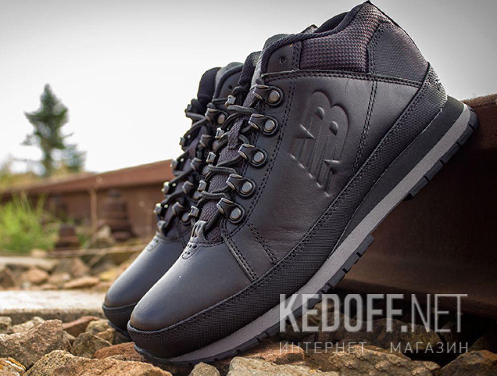 Мужские кроссовки New Balance H754LLK Чёрные все размеры