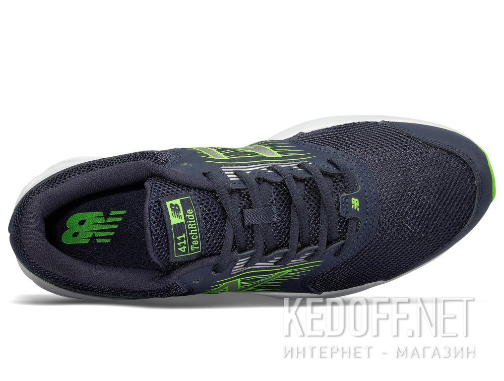 Цены на Мужские кроссовки New Balance 411 TechRide v1 M411LN1
