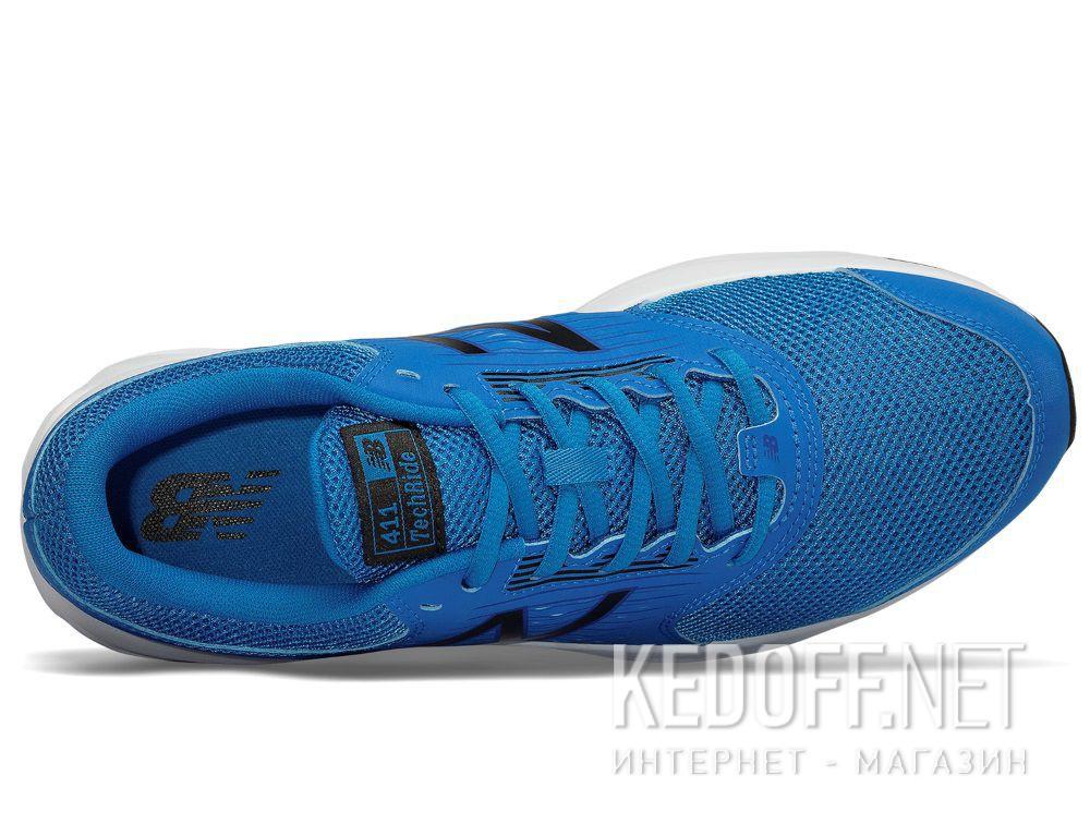 Оригинальные Мужские кроссовки New Balance 411 TechRide v1 M411LR1