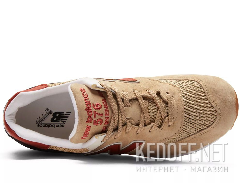 Оригинальные Мужские кроссовки New Balance M576SE 'EASTERN SPICES PACK' Made in UK Capsule