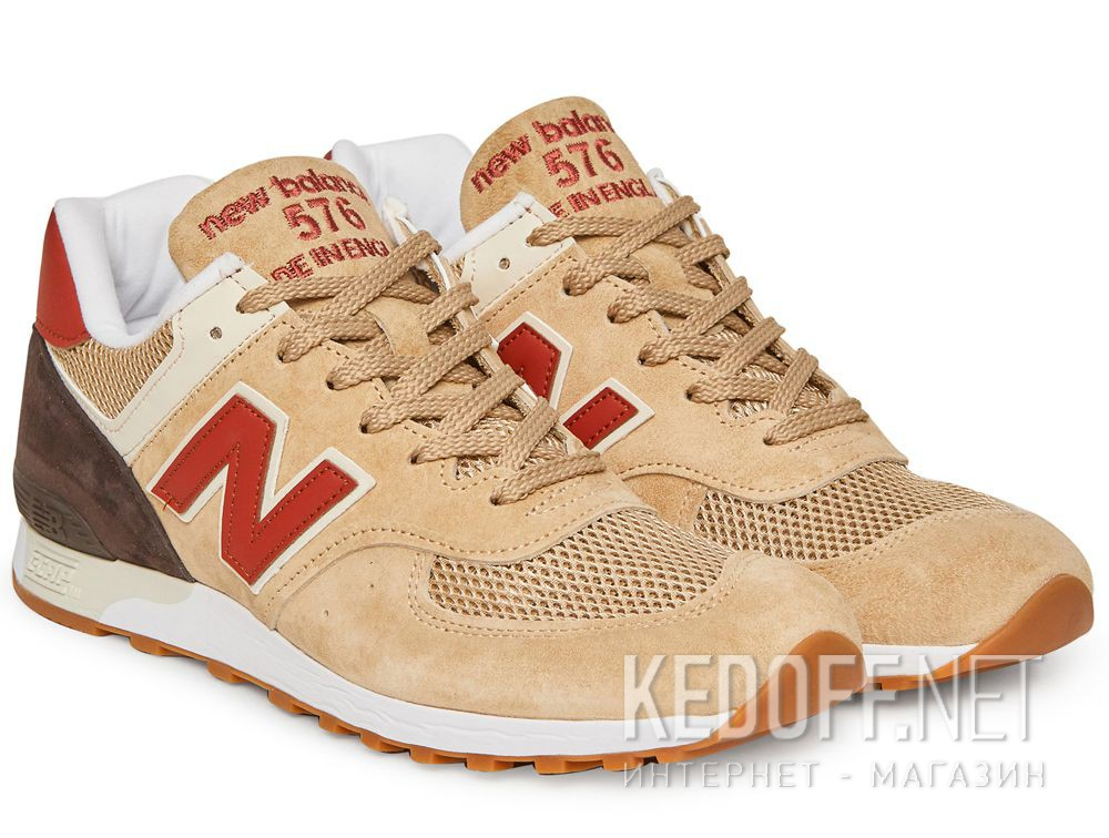 cb10d3de Мужские кроссовки New Balance M576SE 'EASTERN SPICES PACK' Made in UK  Capsule