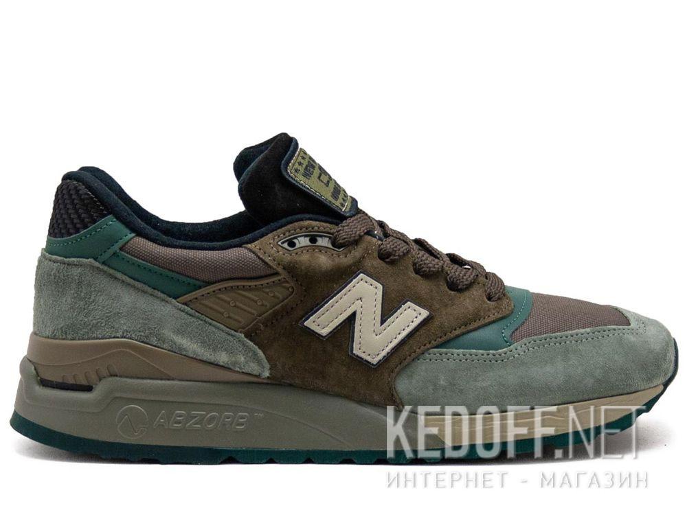 Оригинальные Мужские кроссовки New Balance M998AWA Made in USA Limited Edition