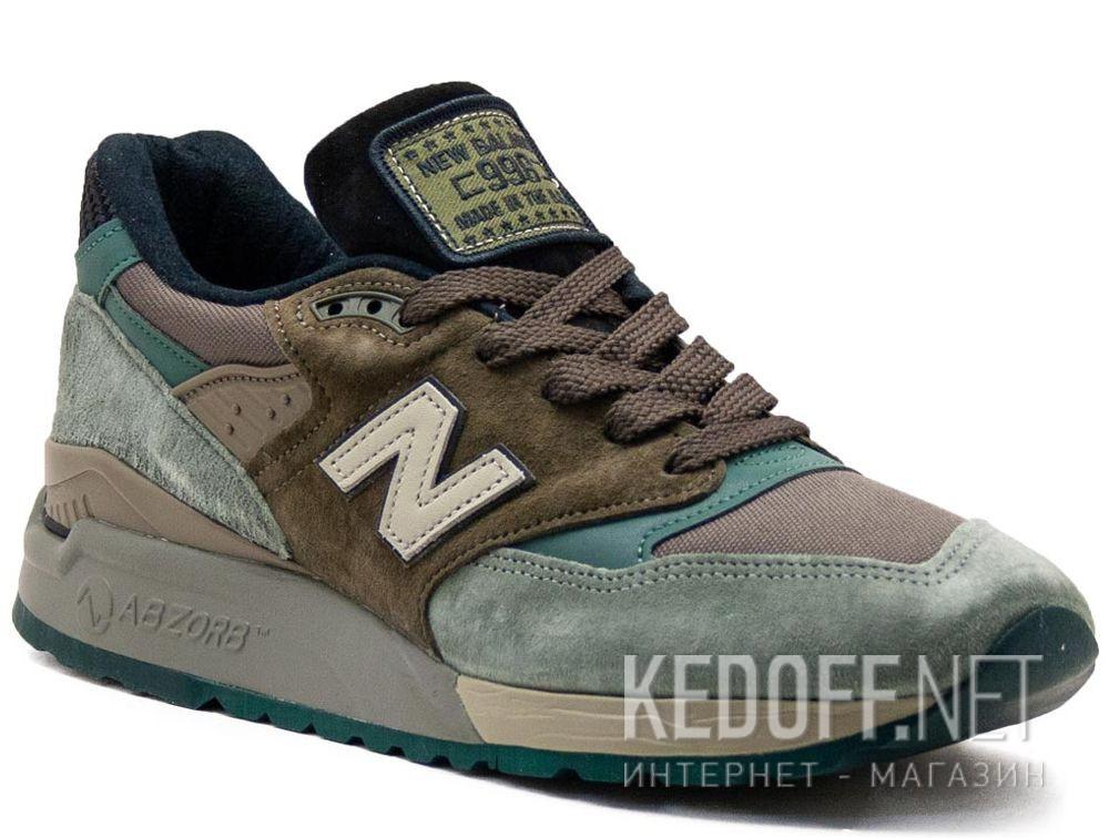 Купить Мужские кроссовки New Balance M998AWA Made in USA Limited Edition