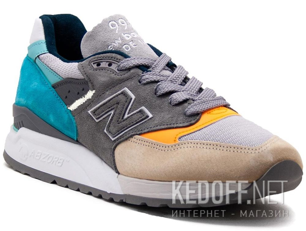 Чоловічі кросівки New Balance M998AWB Made in UK Limited Edition