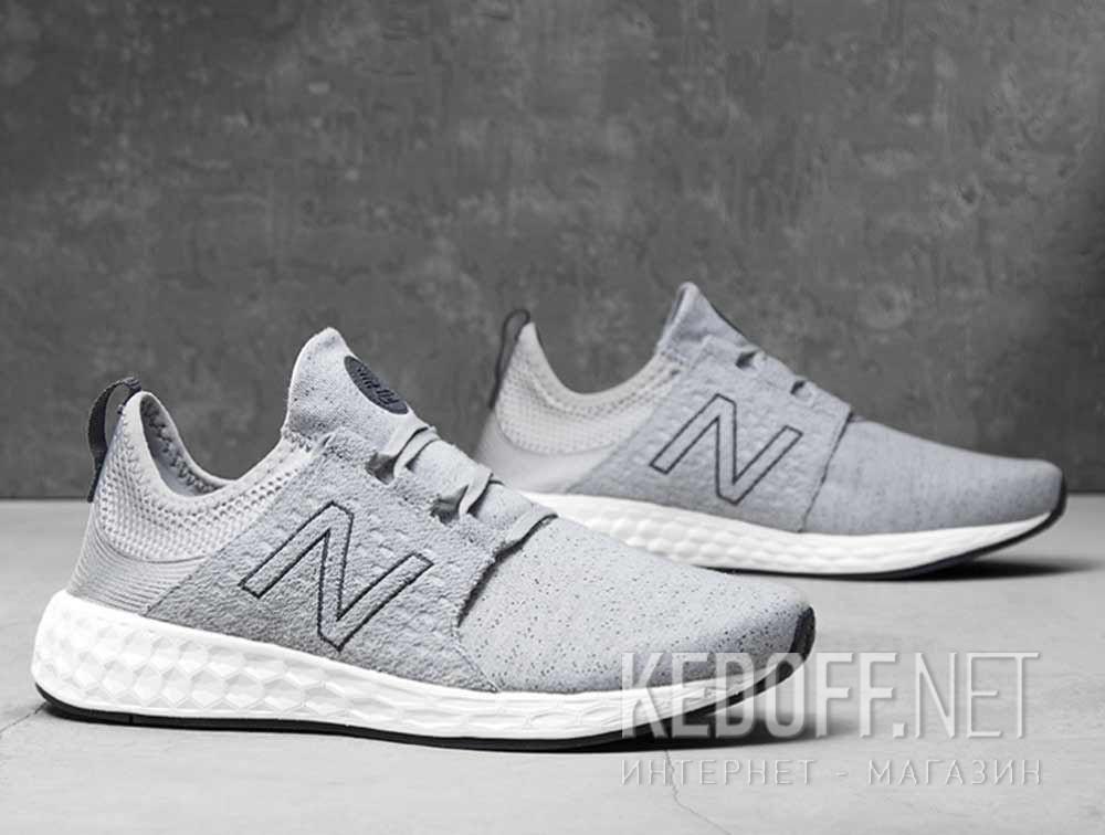 Мужские кроссовки New Balance MCRUZHG все размеры