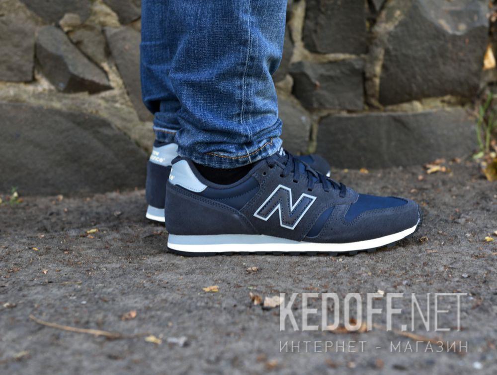 Цены на Мужские кроссовки New Balance ML373NVB