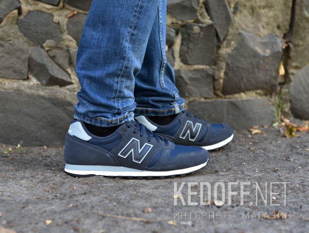 Мужские кроссовки New Balance ML373NVB все размеры