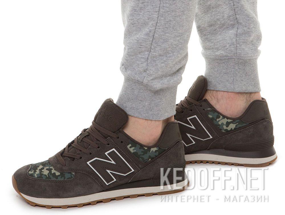 Цены на Мужские кроссовки New Balance ML574COB