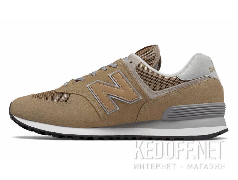 Оригинальные Мужские кроссовки New Balance ML574EBE