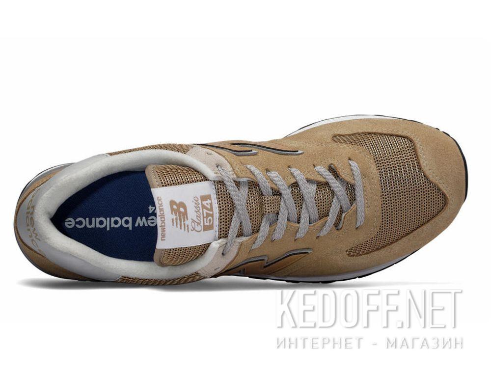 Мужские кроссовки New Balance ML574EBE описание