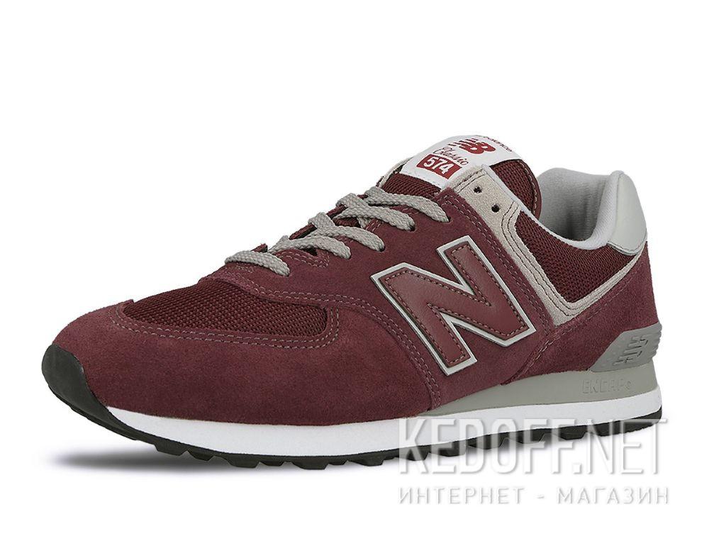 Цены на Мужские кроссовки New Balance ML574EGB