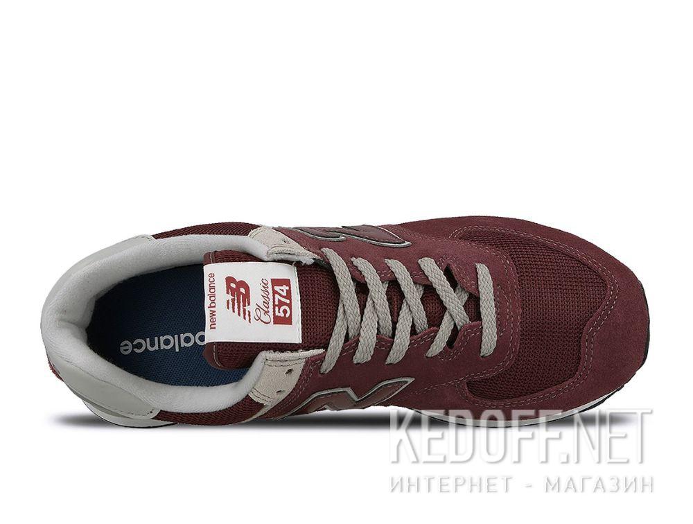 Мужские кроссовки New Balance ML574EGB все размеры