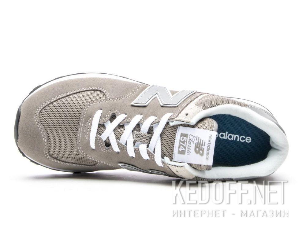Мужские кроссовки New Balance ML574EGG купить Киев