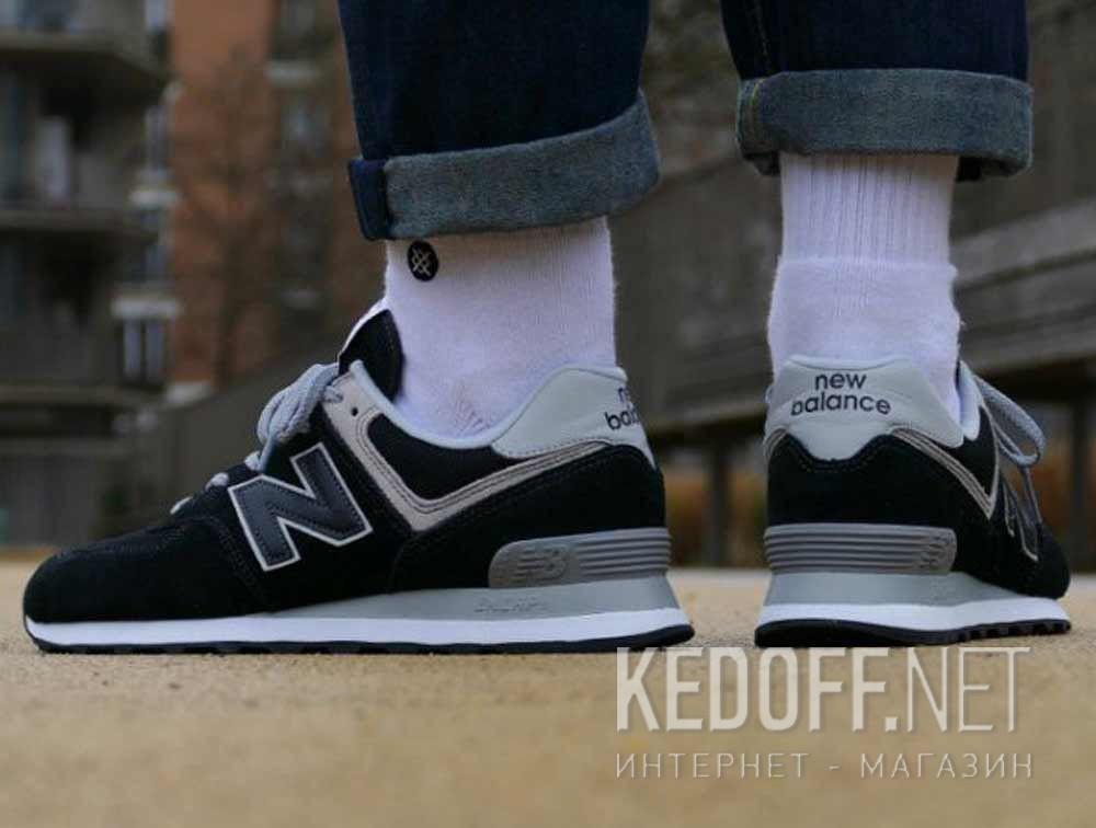 Мужские кроссовки New Balance ML574EGK все размеры