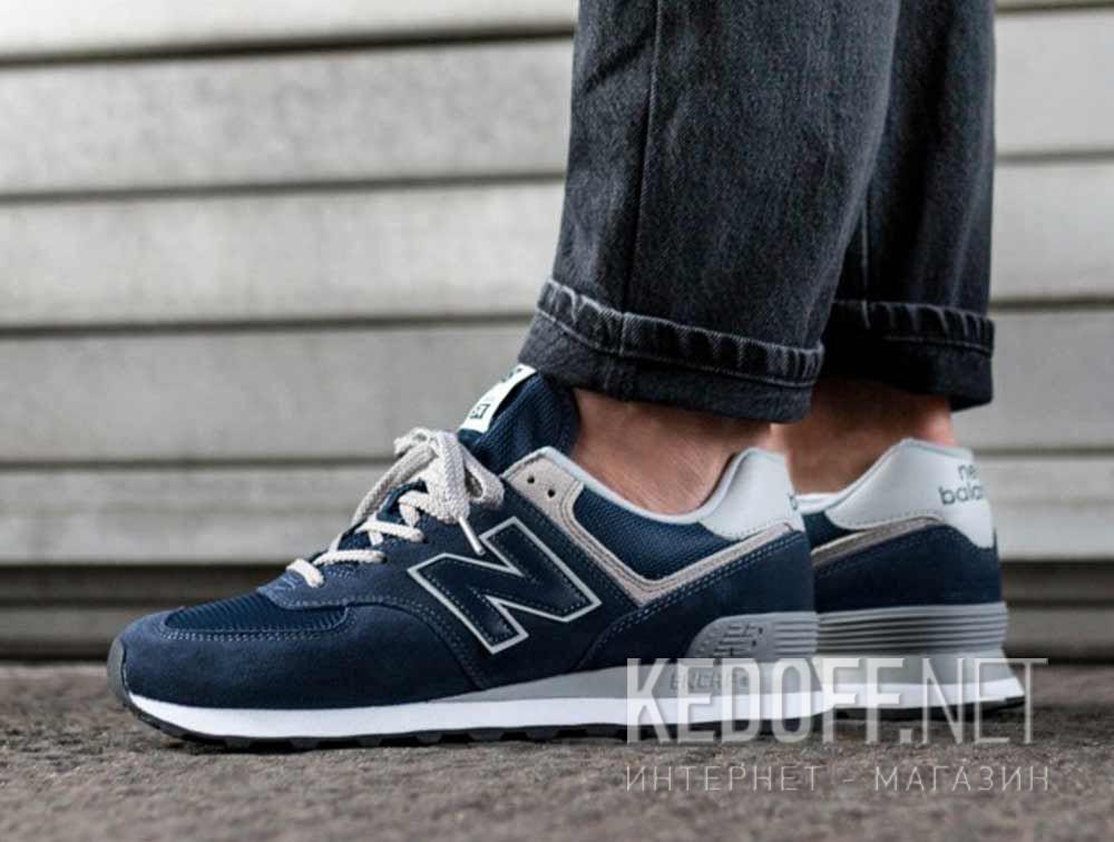 Мужские кроссовки New Balance ML574EGN
