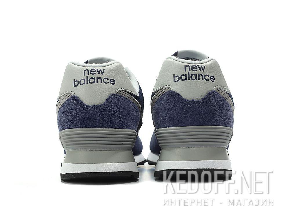 Мужские кроссовки New Balance ML574EGN описание