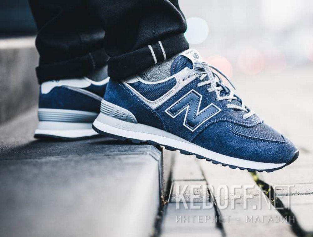 Доставка Мужские кроссовки New Balance ML574EGN