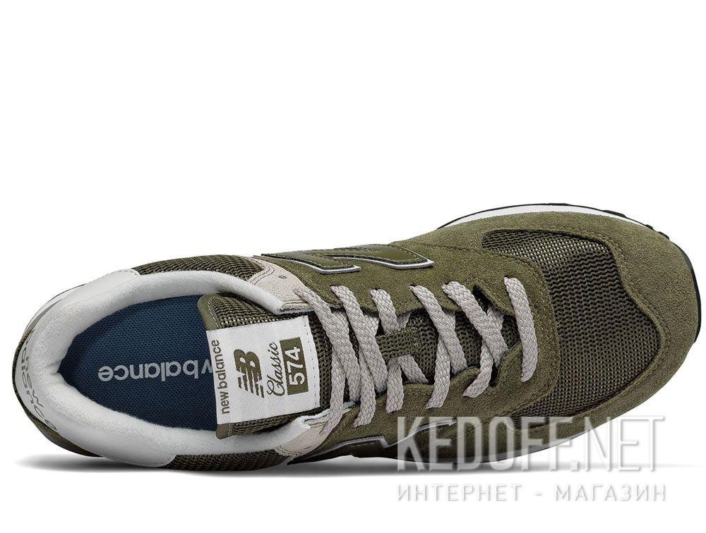 Оригинальные Мужские кроссовки New Balance ML574EGO