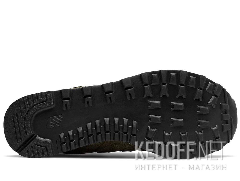 Мужские кроссовки New Balance ML574EGO описание