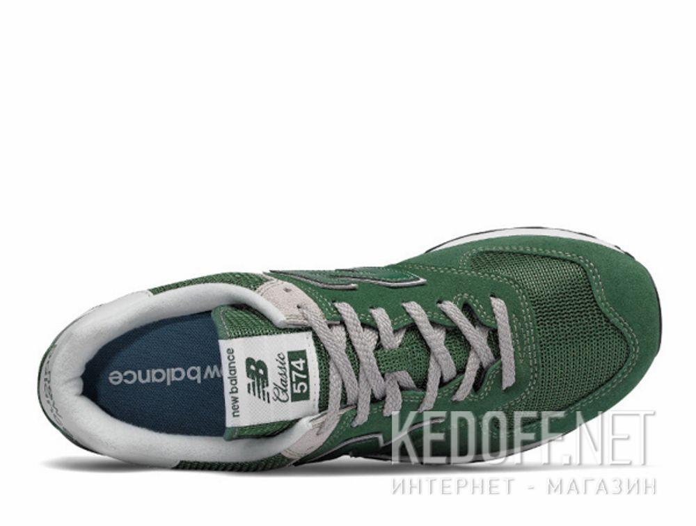 Мужские кроссовки New Balance ML574EGR описание