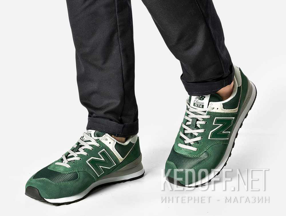 Мужские кроссовки New Balance ML574EGR все размеры