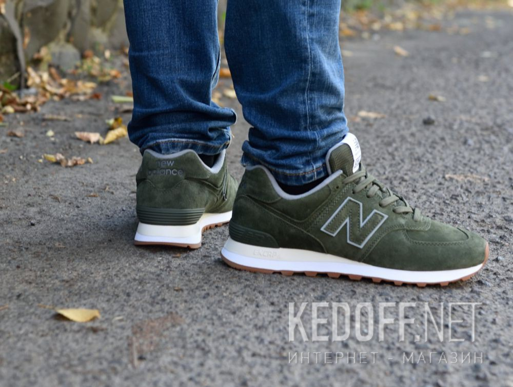 Мужские кроссовки New Balance ML574EPB