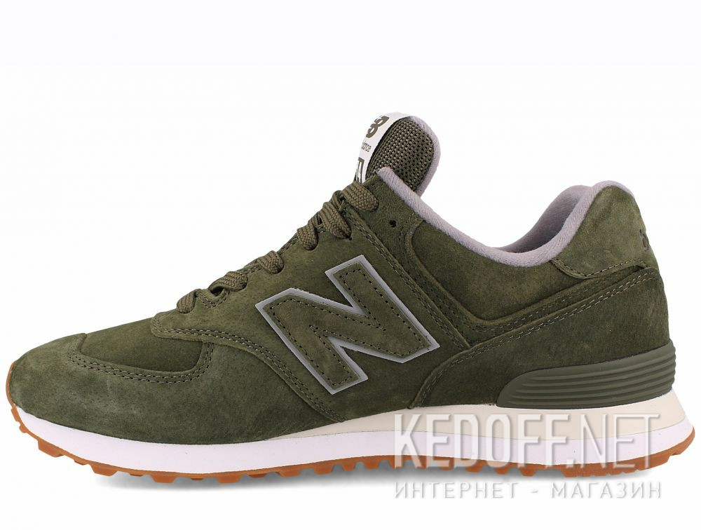 Оригинальные Мужские кроссовки New Balance ML574EPB