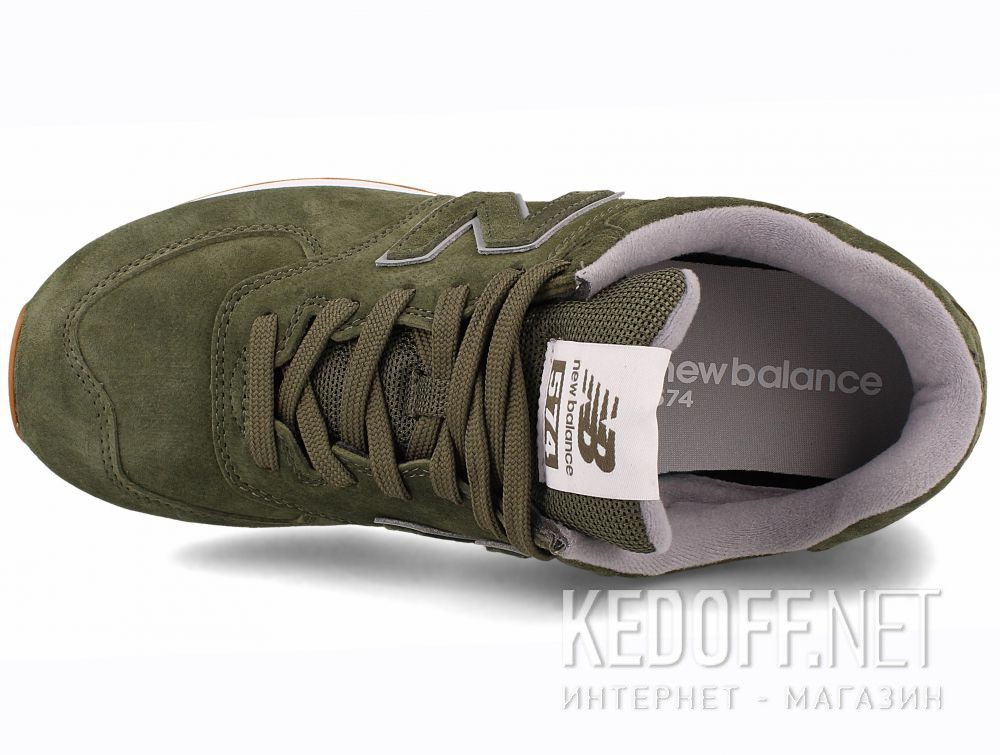 Мужские кроссовки New Balance ML574EPB описание
