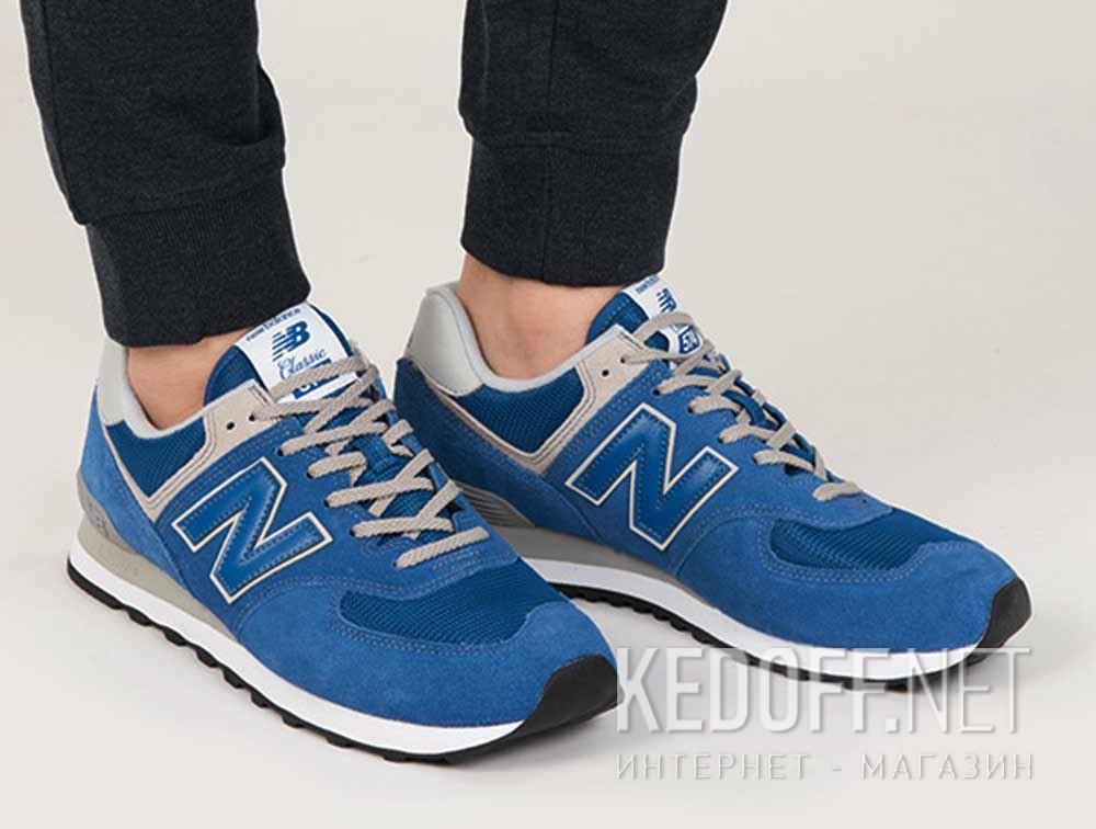 Цены на Мужские кроссовки New Balance ML574ERB