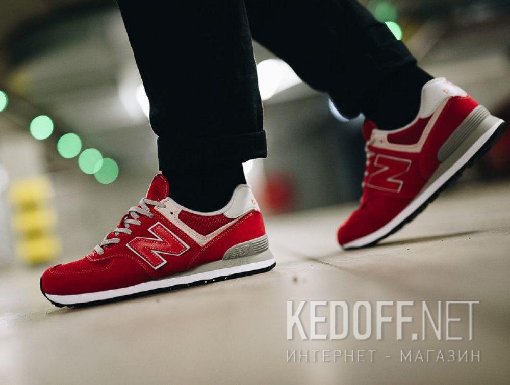 Цены на Мужские кроссовки New Balance ML574ERD