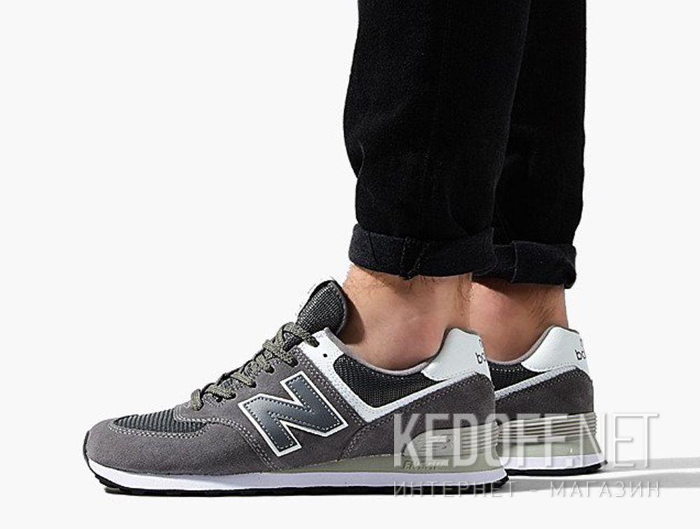 Мужские кроссовки New Balance ML574ESN все размеры