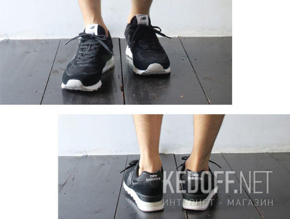 Мужские кроссовки New Balance ML574ETA описание